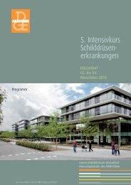 Programm - Deutsche Gesellschaft für Endokrinologie