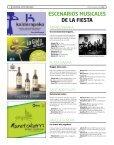 ESCENARIOS MUSICALES DE LA FIESTA - Page 2