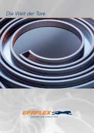 Serie S - EFAFLEX Tor