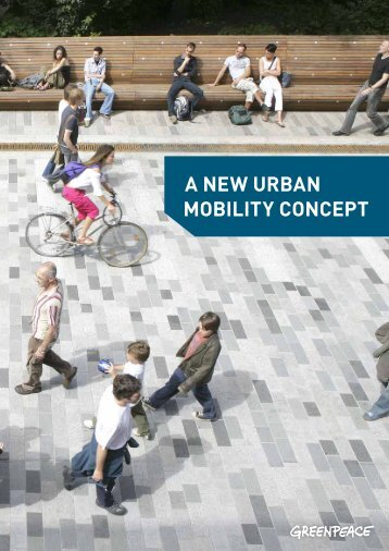 A NEW URBAN MOBILITY CONCEPT