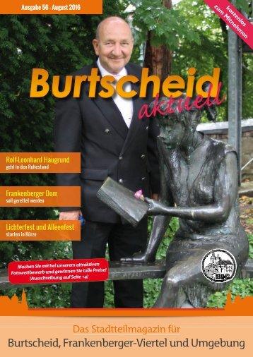 WEB - Burtscheid aktuell August 2016 - Nr. 56