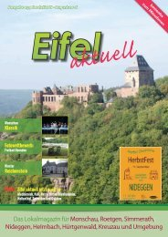 WEB_Eifel aktuell - August 2016 Nr. 39