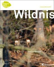 Wildnis Herbst/Winter 2015