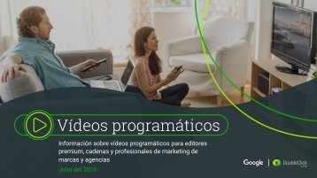 Vídeos programáticos