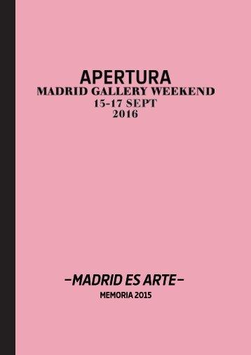 –MADRID ES ARTE–