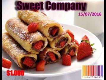 Sweet Company 1102 Camila Quijano