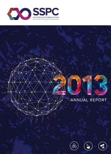 SSPC Annual Report_2013