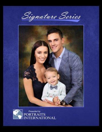 Signature Series Family Book