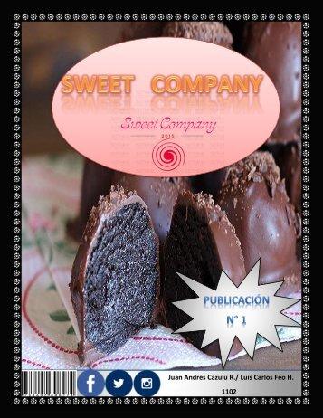 revista Sweet Company