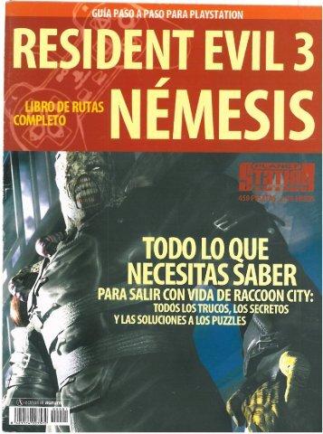 PlanetStation Guia Resident Evil 3