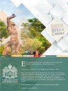 REVISTA VIRTUAL FESTIVAL INTERNACIONAL DE MÚSICA DE CÁMARA H.R. - Page 6