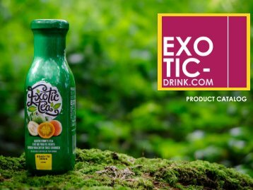 Exotic-Drink-Catalog | French