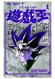 Mangá Yu-Gi-Oh! Volume 1 Capítulo 1