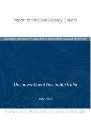 Unconventional Gas in Australia