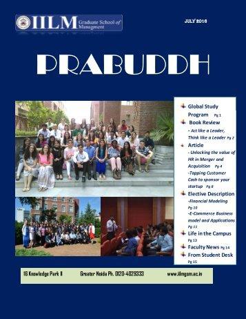 july Prabuddh