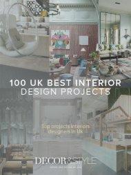 100 UK Best Interior Design Projects