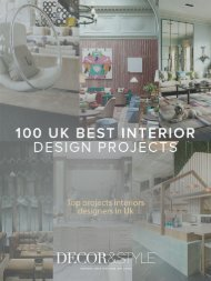 100 UK Best Interior Design Projects