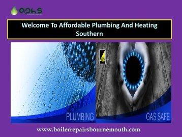Plumbing Supplies Bournemouth|Affordable Plumbing