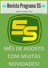 Revista 5S - Edição Agosto