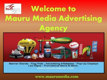 Advertising Agency in Texas |Mauru Media Advertising Agency