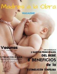 Madres a la Obra Magazine AGO 2016
