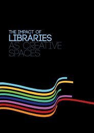 Libraries as Creative Spaces