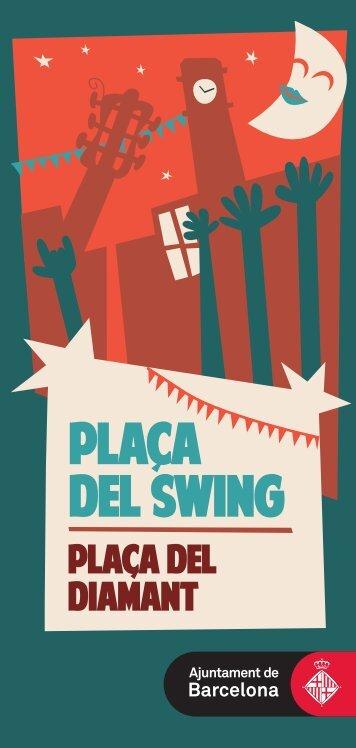 PLACA DEL SWING
