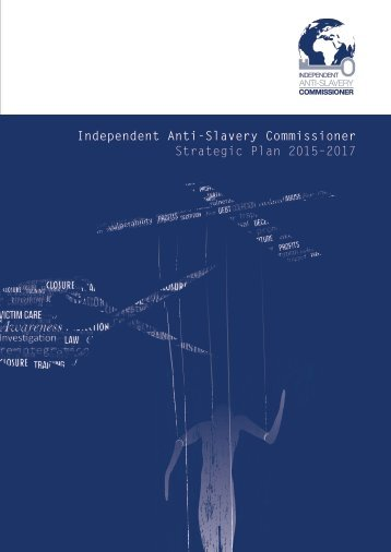 Strategic Plan 2015–2017