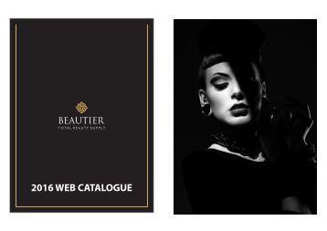 2016 WEB CATALOGUE