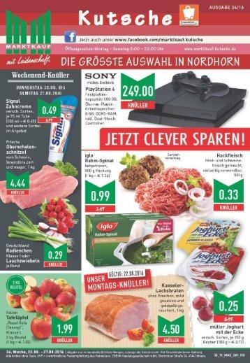 Marktkauf Kutsche KW34