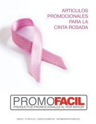 PromoFacil Cinta Rosada