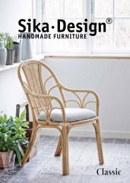 Sika Design Classic Collection Catalog