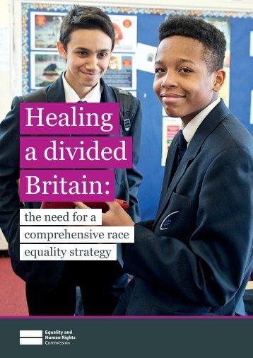 Healing a divided Britain