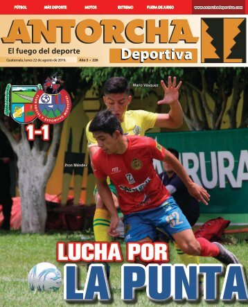 Antorcha Deportiva 226
