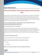 Ultrasound Gels Market - Page 3