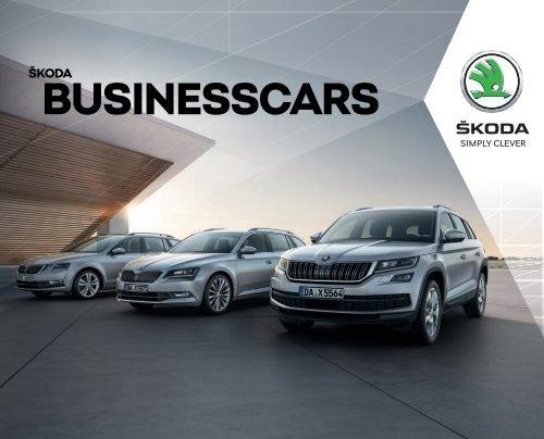 Schuster Automobile - Skoda Businesscars