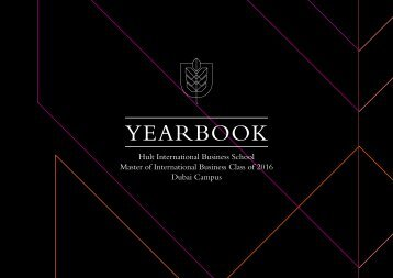 FINAL - Yearbook MIB Manara 2016