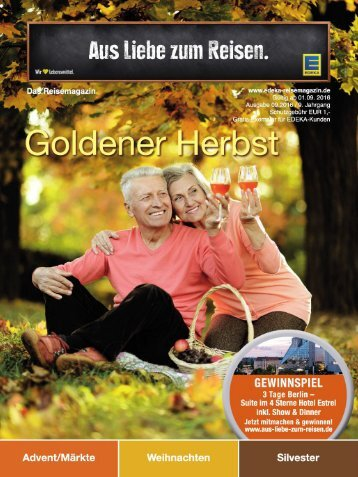 August 2016 Reisemagazin-Goldener Herbst -Screen-
