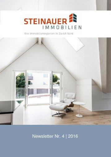 Immobilien Magazin Nr. 4 | 2016
