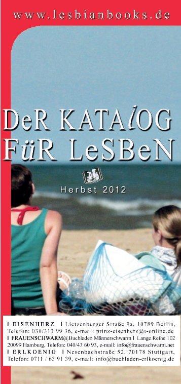 Katalog für Lesben - Prinz Eisenherz