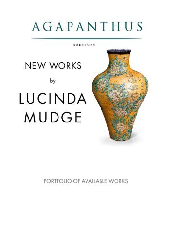Lucinda Mudge New Works - Available Works