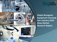 Global Renogram Equipment Consumption Industry 2016