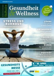 Gesundheit und Wellness