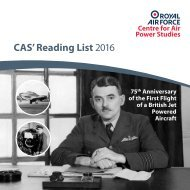 CAS' Reading List 2016