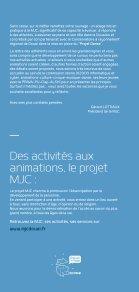 Plaquette MJC de Douai saison 2016 / 2017 - Page 2
