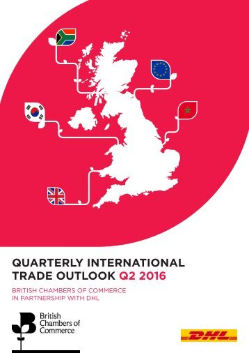 QUARTERLY INTERNATIONAL TRADE OUTLOOK Q2 2016