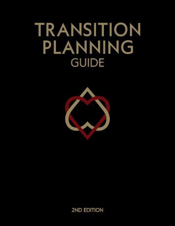Transition Planning - (Sellers/Second Edition)