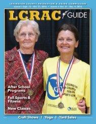 LCRAC 2016 Sessions I & II