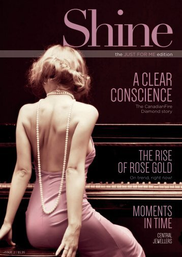 Shine Magazine - Central Jewellers