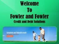 Hire Legal Credit Repair Services